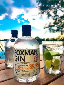 Foxman Gin 89,9%