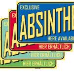 Absinthe_Blechschilder